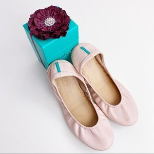 Tieks, Ballerina Pink Excellent Condition With Box